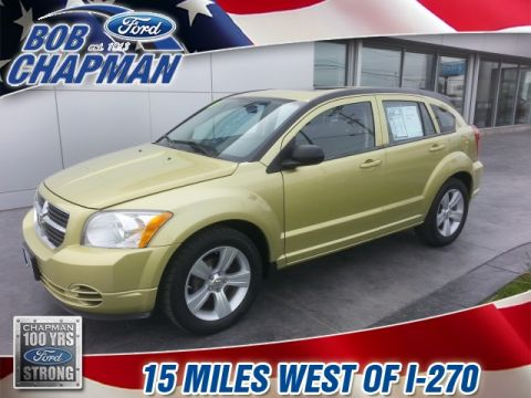 Pre-Owned 2010 Dodge Caliber SXT FWD 4D Hatchback