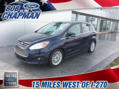 Pre-Owned 2016 Ford C-Max Hybrid SEL FWD 4D Hatchback