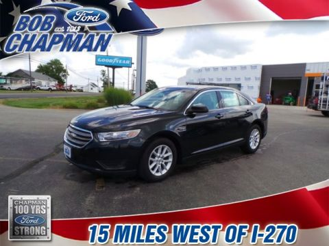 Pre-Owned 2014 Ford Taurus SE FWD 4D Sedan