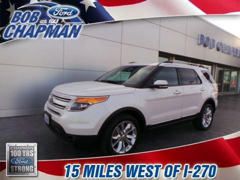 Pre-Owned 2014 Ford Explorer Limited AWD