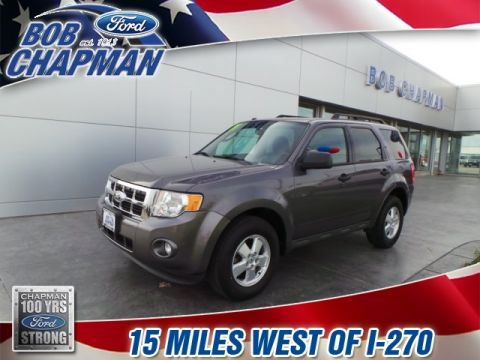 Pre-Owned 2011 Ford Escape XLT FWD 4D Sport Utility