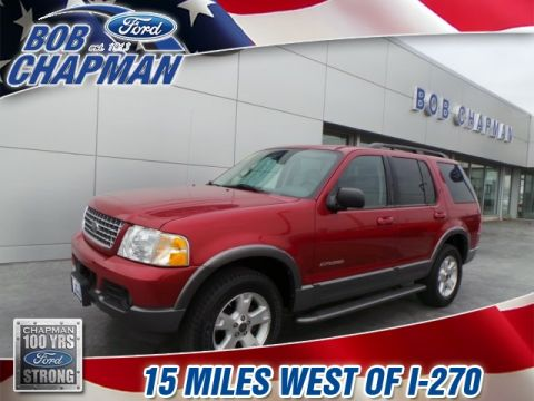 Pre-Owned 2004 Ford Explorer XLT 4WD