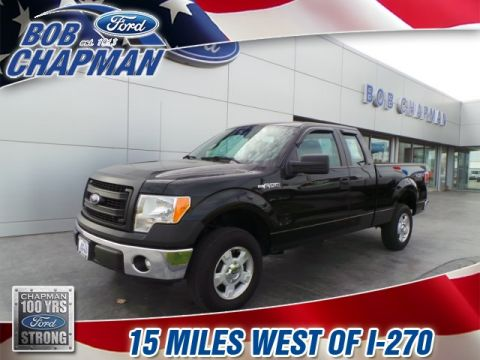 Pre-Owned 2013 Ford F-150 XL 4WD