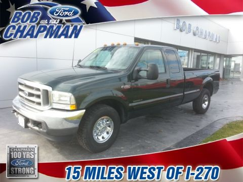 Pre-Owned 2003 Ford F-250SD XLT RWD Super Cab