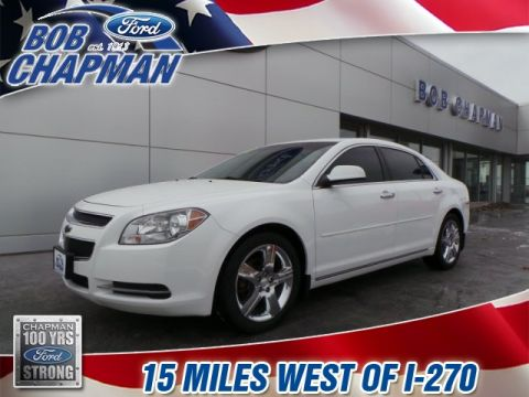 Pre-Owned 2012 Chevrolet Malibu LT FWD 4D Sedan