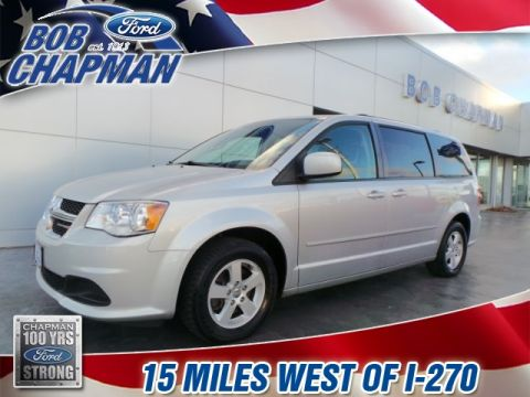 Pre-Owned 2012 Dodge Grand Caravan SXT FWD 4D Passenger Van