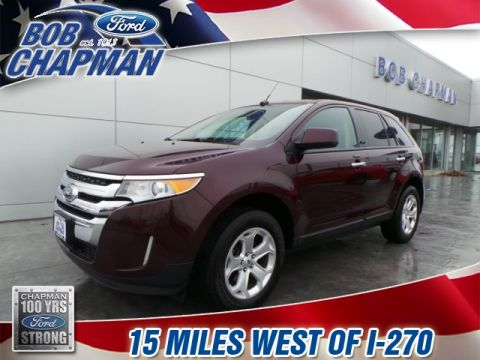 Pre-Owned 2011 Ford Edge SEL FWD 4D Sport Utility