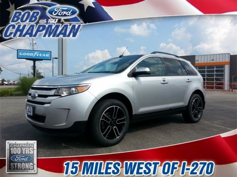 Pre-Owned 2013 Ford Edge SEL FWD 4D Sport Utility