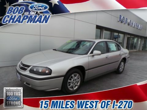 Pre-Owned 2005 Chevrolet Impala Base FWD 4D Sedan