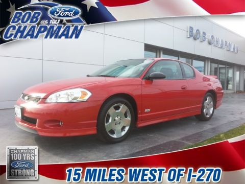 Pre-Owned 2006 Chevrolet Monte Carlo SS FWD 2D Coupe