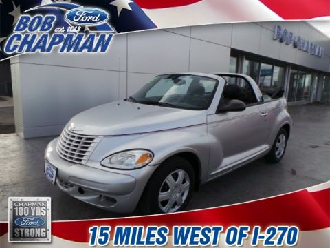 Pre-Owned 2005 Chrysler PT Cruiser Base FWD 2D Convertible