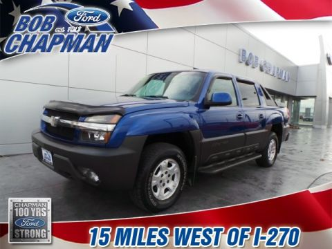Pre-Owned 2003 Chevrolet Avalanche 1500 Base RWD 4D Crew Cab