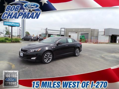 Pre-Owned 2014 Kia Optima SX FWD 4D Sedan