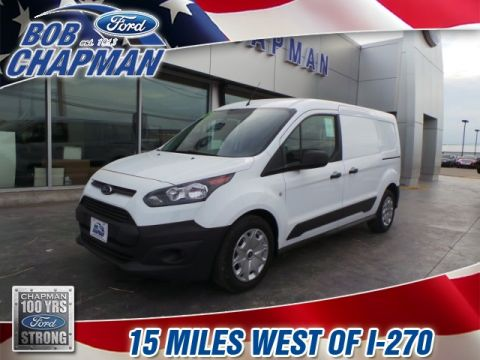 New 2017 Ford Transit Connect XL FWD 4D Cargo Van