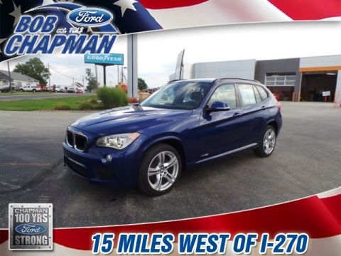 Pre-Owned 2014 BMW X1 xDrive28i AWD